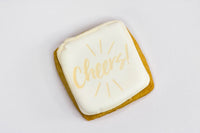 Custom Engraved Sugar Cookies