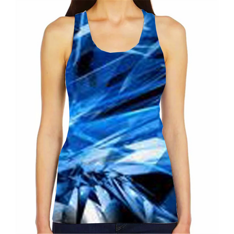 Design Your Own - Female Racerback Tank