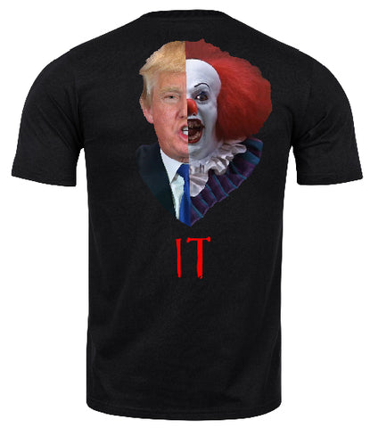 Unisex Casual Tee - Impeach IT