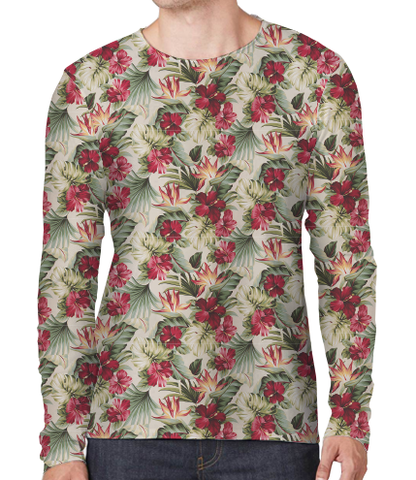 Sun Shirt - Hawaii Hibiscus