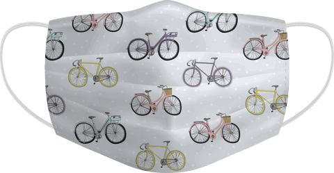 24 PACK PRINTED MASQS  - MULTI BIKE 3