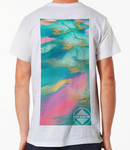 Unisex Tech Tee - JW Turquoise Shallows