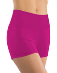 Booty Shorts - Pink Solid