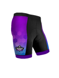 Female 6 Panel Cycling Shorts - Custom