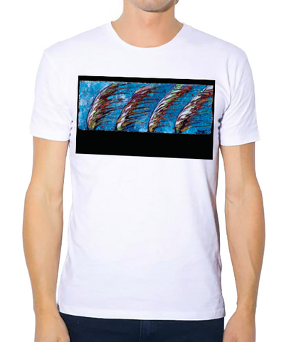 Unisex Tech Tee - TM Cat Tails