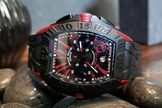 SHOULD I BUY A PRE-OWNED LUXURY WATCH?