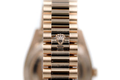 Rolex Day-Date 40 Rose Gold President 228235 Green