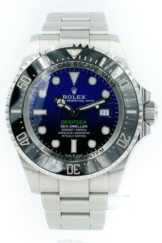 Rolex Deepsea James Cameron 126660 D-Blue 2018