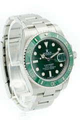 Rolex Submariner Date Green Ceramic Dial Hulk 116610LV