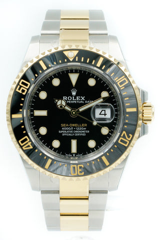 Rolex Sea-Dweller 43mm 2019 [Unworn] Stickered