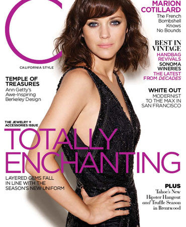 10.1.12 Jessica Winzelberg Jewelry in C Magazine November 2012
