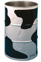 Cow-Spot Barrel Covers