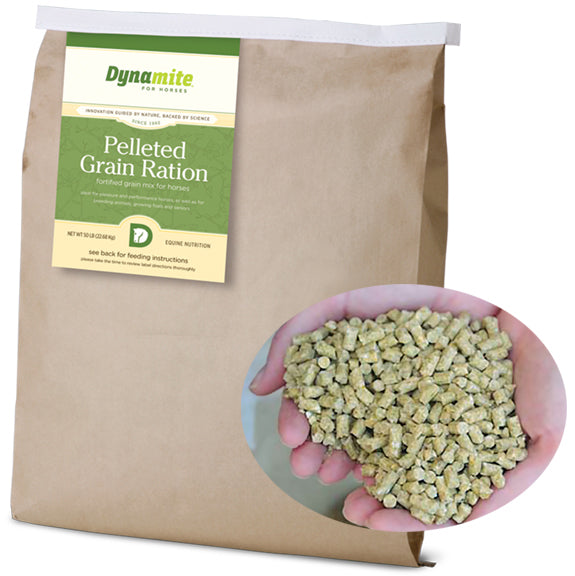 Pelleted Grain Ration