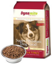Dynamite Super Premium Dog Food