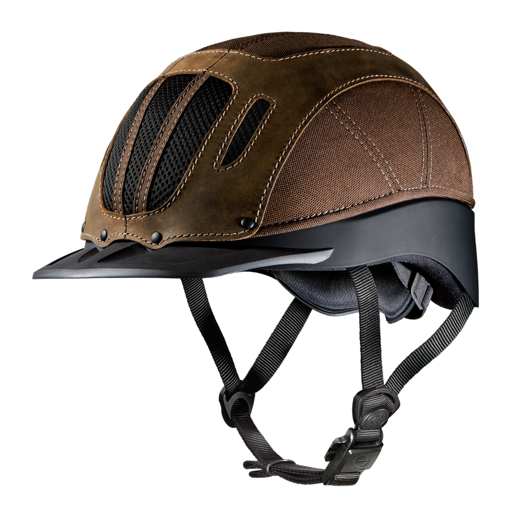Troxel Sierra helmet is available in brown from the NWNHC Store
