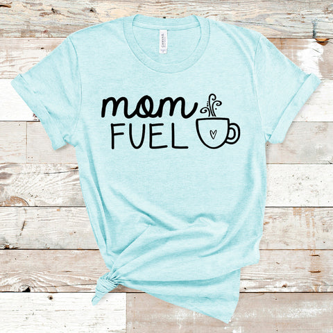 Mom Fuel Screen Print Transfer - CLEARANCE