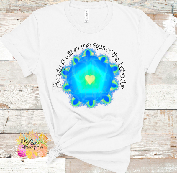 Watercolor Mandala Beauty comes from within Sublimation Download
