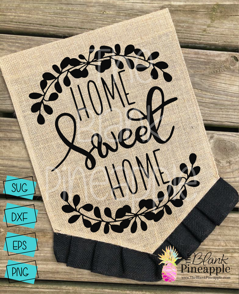 CUT FILE - Home Sweet Home with Laurel