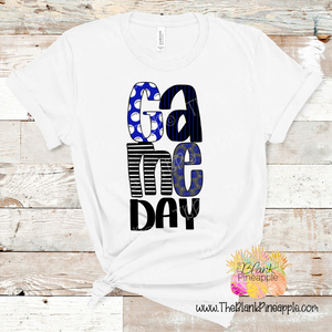 Game Day Sublimation Design PNG clipart