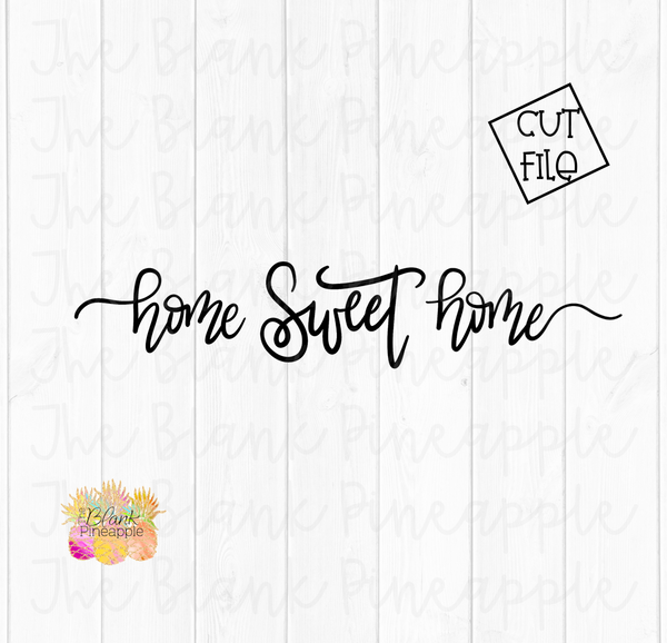 HomeSweet Home Farmhouse Sign svg
