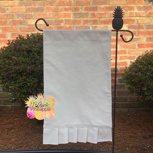 Blank Sublimation Garden Flag