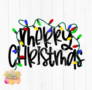 Christmas Sublimation PNG Clipart