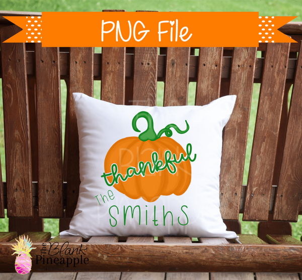 Pumpkin Sublimation designs for Fall PNG