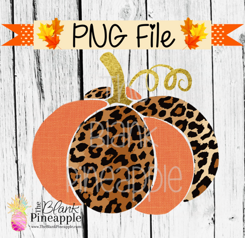 Quilted Pumpkin Digital File PNG 300 dpi