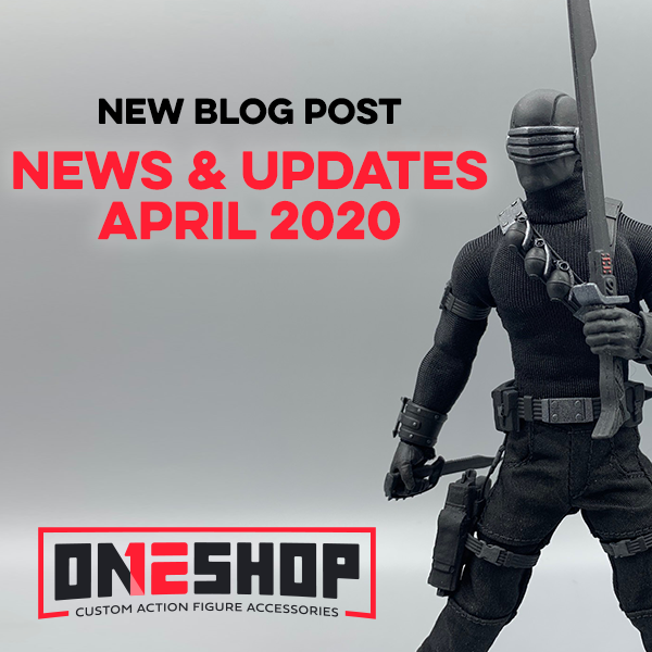 News and Updates April 2020