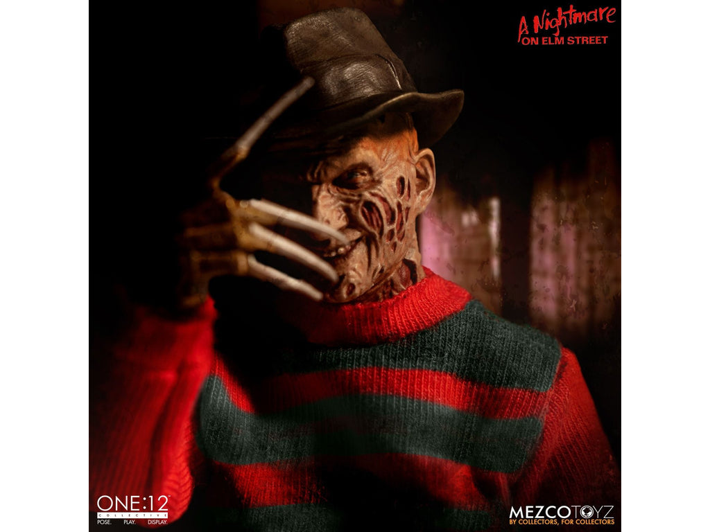 A Nightmare on Elm Street Freddy Krueger