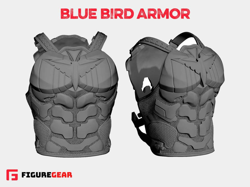 Blue Bird Armor