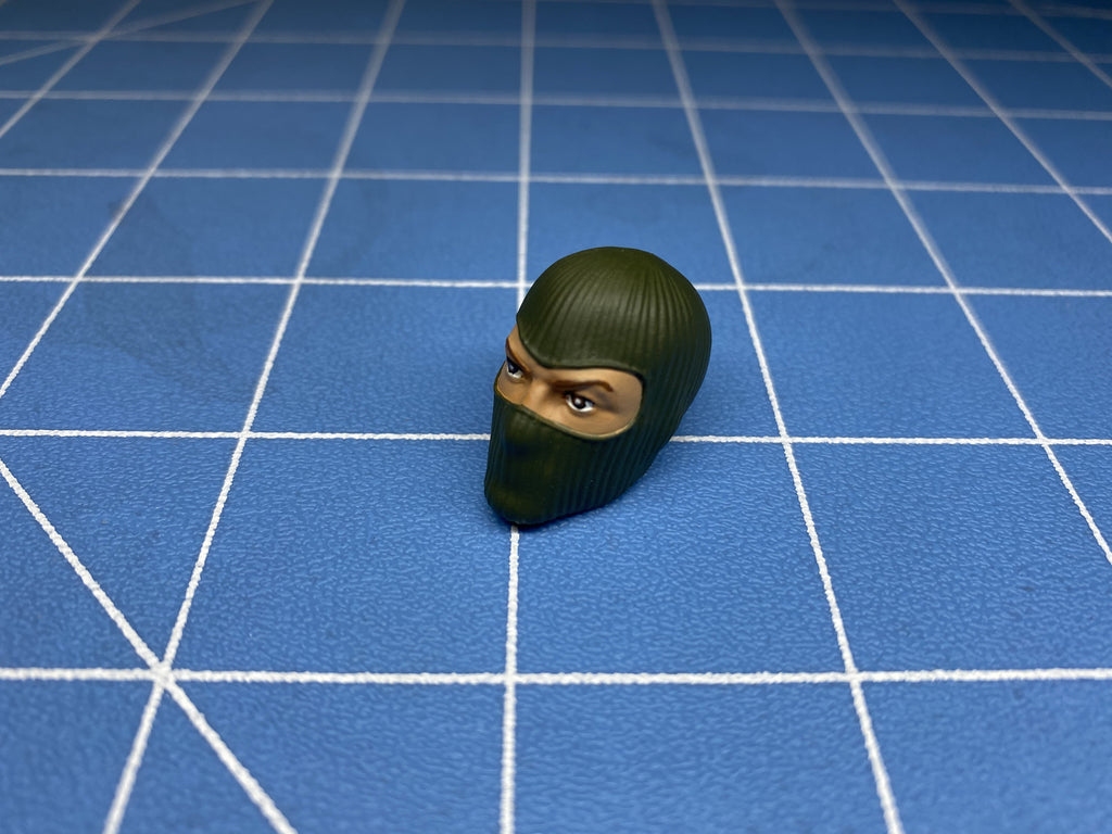 Ranger Head Sculpt