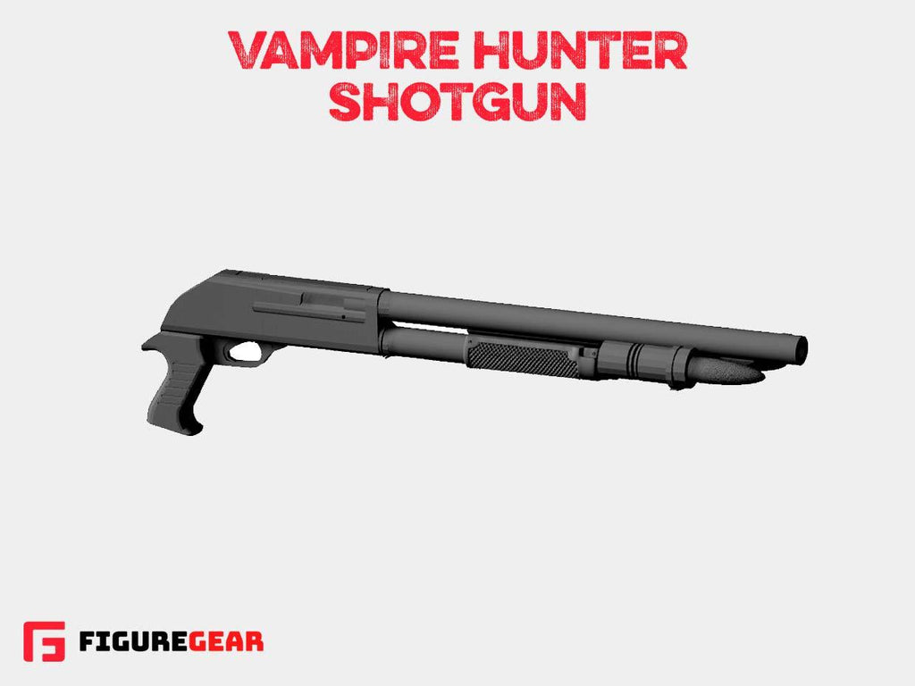 Vampire Hunter Shotgun