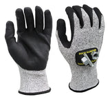 CUT RESISTANT MAGNETIC GLOVES WITH TOUCHSCREEN TECHNOLOGY
