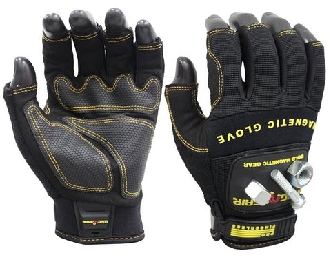 PRO FINGER-LESS MAGNETIC GLOVE