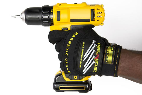 PRO UTILITY MAGNETIC GLOVE WITH TOUCHSCREEN TECHNOLOGY