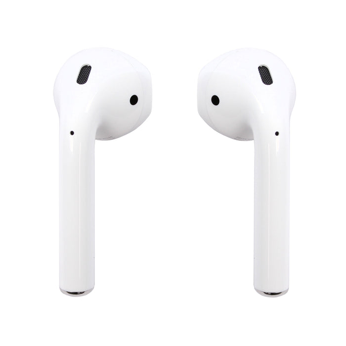 Apple AirPods Bluetooth Wireless In-Ear Headphones (MMEF2AM/A) - White (Refurbished)