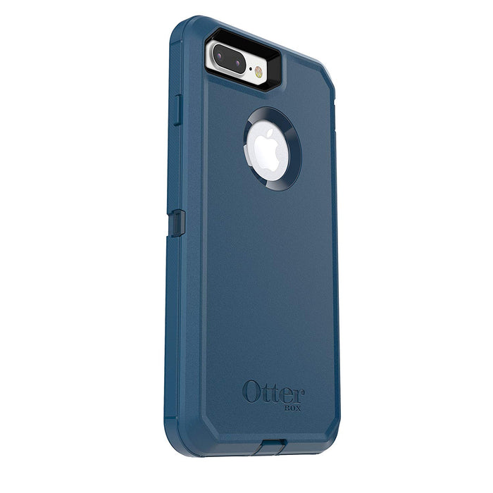 OtterBox DEFENDER SERIES Case & Holster for iPhone 7/8 Plus (ONLY) - Bespoke Way (Certified Refurbished)