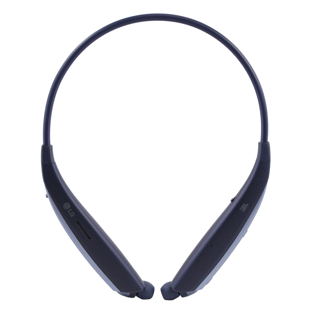 LG TONE Ultra SE Bluetooth Wireless Stereo Headset - Blue (Certified Refurbished)