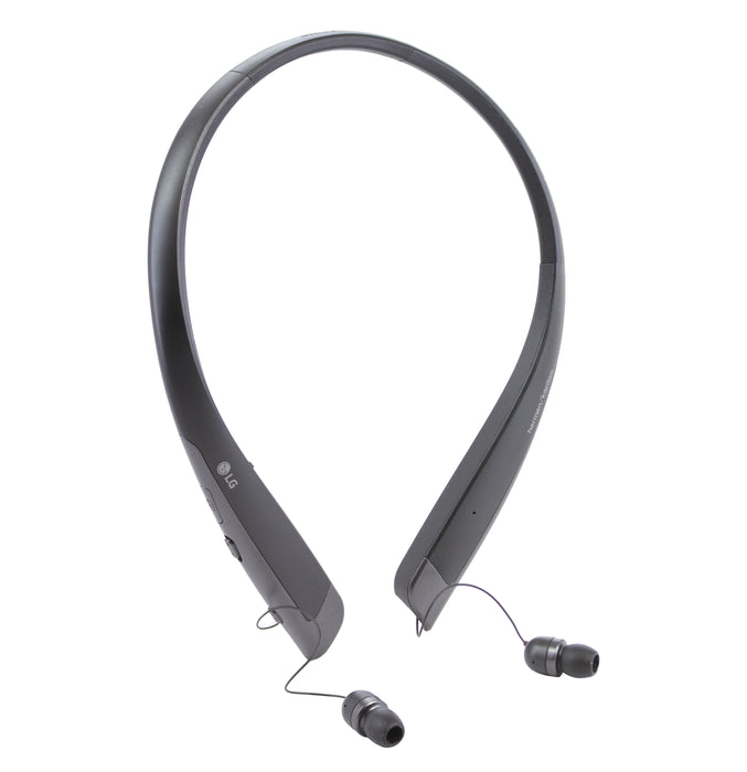 LG Tone HBS-930 Platinum Alpha Stereo Headset - Black (Certified Refurbished)