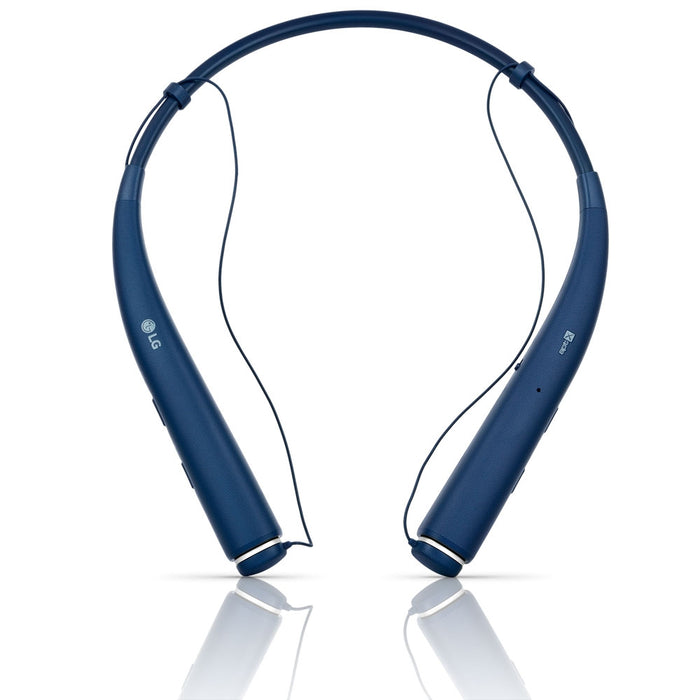 LG Tone Pro HBS-780 Bluetooth Stereo Headset - Blue (Certified Refurbished)