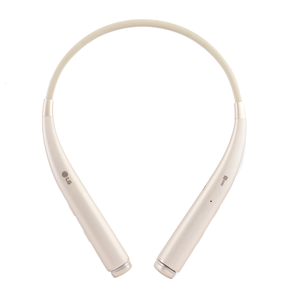 LG Tone Pro HBS-780 Bluetooth Stereo Headset - Gold (Certified Refurbished)