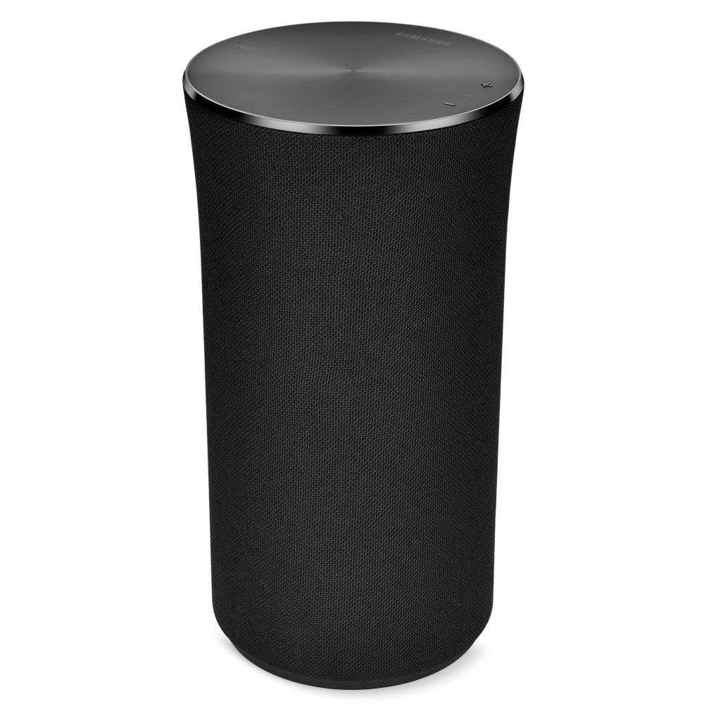 Samsung Radiant360 R1 Wi-Fi/Bluetooth Portable Speaker - Black (Certified Refurbished)