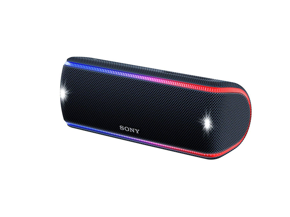 Sony SRS-XB31 Portable Wireless Bluetooth Speaker - Black (Certified Refurbished)