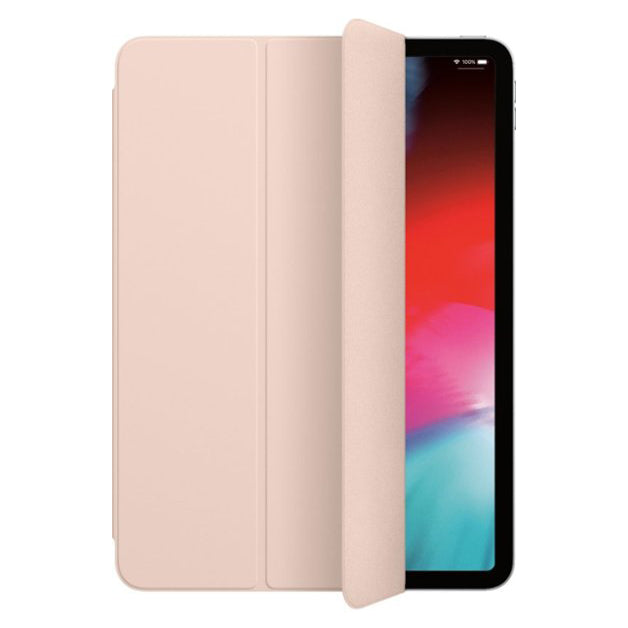 Apple Smart Folio for 11-Inch iPad Pro - Pink Sand (Certified Refurbished)