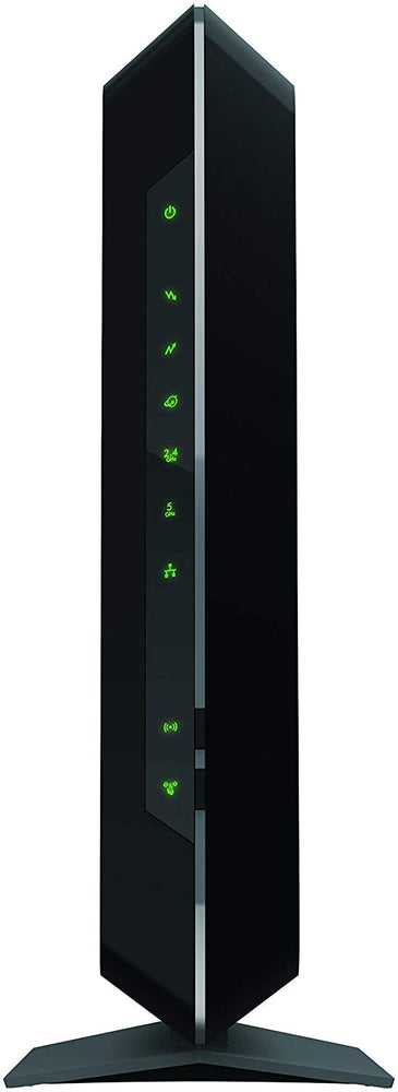 NETGEAR Nighthawk Dual-Band AC1900 Router with 24 x 8 DOCSIS 3.0 Cable Modem (Refurbished)