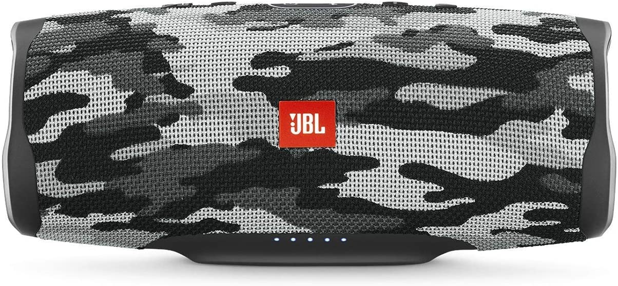 JBL Charge 4 Portable Waterproof Bluetooth Speaker - Urban Camouflage (Certified Refurbished)