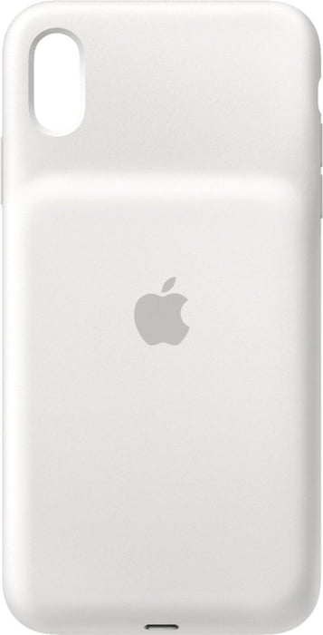 Apple Smart Battery Case for iPhone XS Max - White (Certified Refurbished)