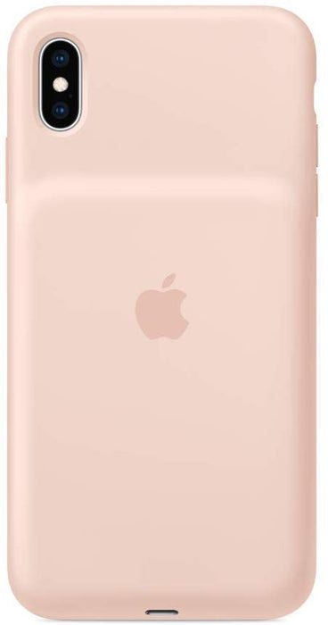 Apple iPhone XS Max Smart Battery Case - Pink Sand (Certified Refurbished)