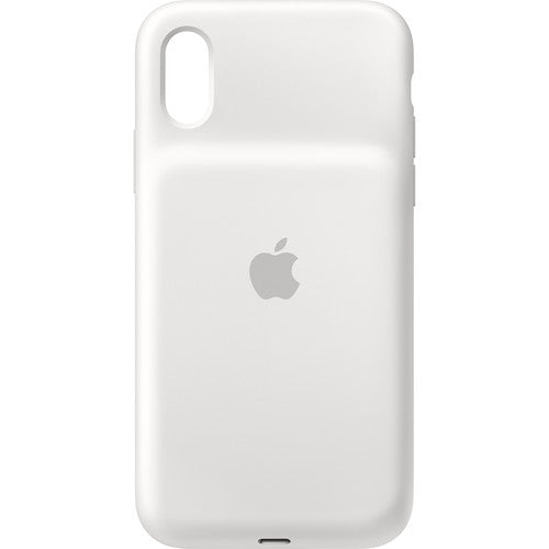 Apple Phone XS Smart Battery Case - White (Certified Refurbished)